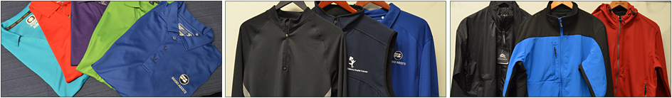 If you're interested in company logo shirts, Brand Agents provides premier brand like Tommy Bahama and Antigua